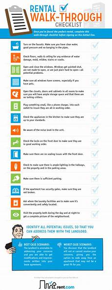 Apartment Hunting Checklist Going On An Apartment Tour Take This Checklist Rent