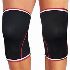 knee sleeve for squats knee sleeves 7mm neoprene knee brace 1 pair knee