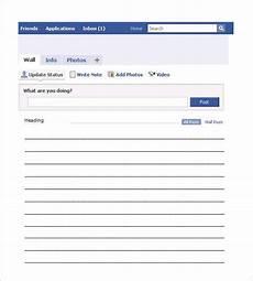 Free Facebook Templates 49 Facebook Templates Doc Pdf Psd Ppt Free