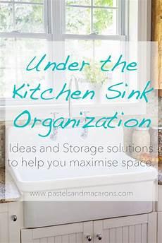 kitchen sink organizing ideas the kitchen sink organizing ideas and storage solutions