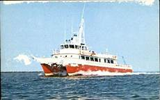 Miss Light Miss Barnegat Light New Jersey Boats Ships