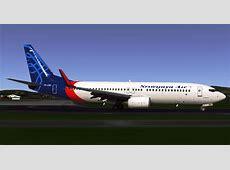 Boeing 737 86N/WL / Sriwijaya Air / PK CRH ~ justsomewritings