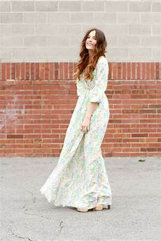 diy peasant maxi wrap dress