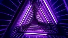 Indigo Light Up Letters Wallpaper Lights Purple Neon Triangles 4k Photography