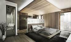 Schlafzimmer Indirekte Beleuchtung by Abgeh 228 Ngte Holz Decke Mit Indirekter Beleuchtung Im