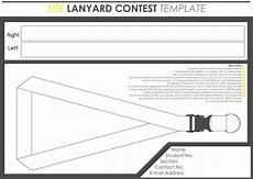 Lanyard Template Lanyard Template By Pococoy On Deviantart