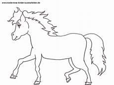 ausmalbilder kindergarten malvorlagen pferde