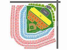Wrigley Field Concert Seating Chart Dead And Company Wrigley Field Seating Chart Amp Events In Chicago Il