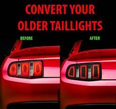 Mustang Light Conversion Kit 2010 2011 2012 Ford Mustang Light Conversion Kit To