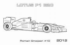 Rennautos Malvorlagen Terbaik Raceauto Max Verstappen Kleurplaat Kleurplaat Formule 1