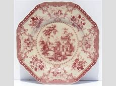 58 best VINTAGE RED & WHITE TOILE images on Pinterest