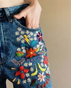 embroidery fashion the best fall fashion embroidery on etsy and instagram