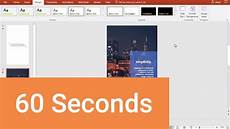 How To Change Powerpoint Template How To Change Powerpoint Orientation From Landscape To