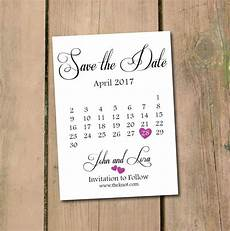 Free Printable Save The Date Templates Save The Date Calendar Template Save The Date Postcard