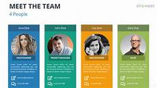 Team Templates Meet The Team Templates For Powerpoint