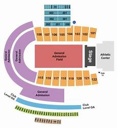 Seating Chart Folsom Field Folsom Field Tickets In Boulder Colorado Folsom Field