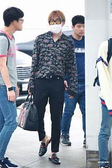 43 best bts v airport fashion images on