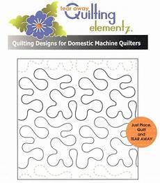 Tear Away Paper Quilting Designs Tear Away Paper Scribbles Design 4 5 Quilting Designs