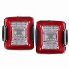 Quake Led Lights Quake Led Qte345 Redout Led Lights For 18 20 Jeep