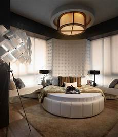 Awesome Bedroom Ideas 25 Magnificent Unique Rounded Bed Bedrooms