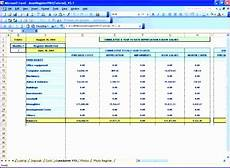 Macrs Excel 6 Managerial Accounting Excel Templates Exceltemplates