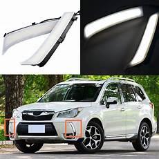 Subaru Forester Light 2 Super White Led Drl Daytime Running Lights For Subaru