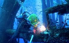 Underwater Welding Underwater Welding Courses Divers Institute Of Technology