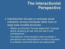 Interactionist Perspective The Study Of Social Problems презентация онлайн