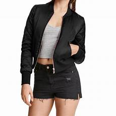 coats mujer 2018 winter bomber jacket aviator jacket