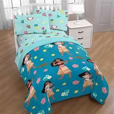 disney moana flower power 5 bed in a bag