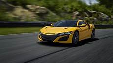 2020 Acura Nsxs by 2020 Acura Nsx Pays Homage To Original Nsx S Spa Yellow
