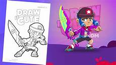 Brawl Malvorlagen Generator Coloring And Drawing Brawl Coloring Pages Sprout