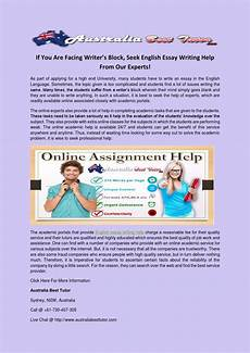 English Essay Writing Help Seek English Essay Writing Help From Our Experts Essay