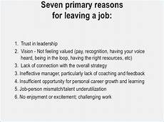 Reasons For Leaving Current Job Image Result For Leaving Job Leaving A Job Reason For