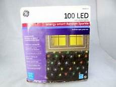 Ge Energy Smart Led Net Lights Ge Energy Smart 5x4 Ft Multicolor 100 Led Random Sparkle