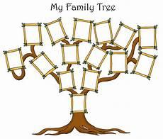 Framily Tree Free Editable Family Tree Template Daily Roabox Daily