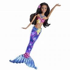 Barbie Sparkle Lights Mermaid Help Black Mermaid Dolls