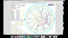 How To Read A Astrological Birth Chart How To Read Your Birth Chart Basics Youtube