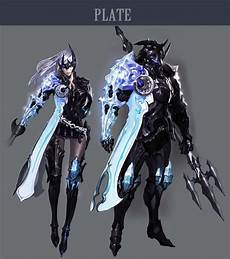 Aion Design Aion 4 0 Armor Concept Character Design