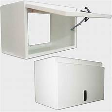 overhead cabinet 32 0 quot length single flip up door white