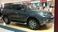 fortuner toyota 2019 preview 2019 toyota fortuner 2 4v 4wd