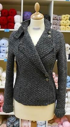 ravelry jacket pattern by cox