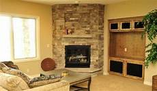 Fireplace Ideas 15 Outstanding Corner Fireplace Ideas For A Cozier