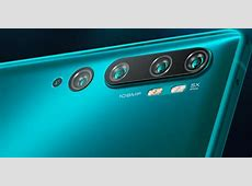 Xiaomi Mi Note 10 Pro surfaces in EXIF data of official