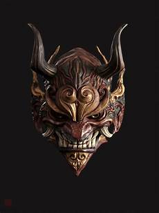 Demon Mask Designs Artstation Is The Leading Showcase Platform For Games