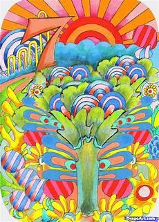 Trippy Drawings How To Draw Trippy Art Trippy Art Step By Step Art Pop