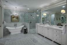 Light Grey Marble Bathroom 17 Gorgeous Bathrooms With Marble Tile