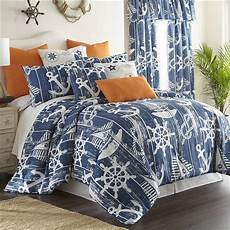 nautical board comforter set size by colcha linens