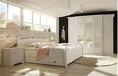 schlafzimmer kiefer weiß schlafkontor cinderella schlafzimmer kiefer wei 223 m 246 bel