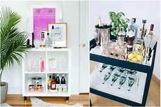 bicchieri per bar mini bar angolo di relax fai da te con porta bicchieri